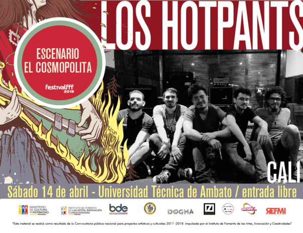 Los Hot Pants